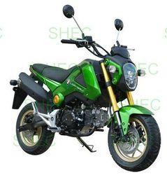 Motorcycle closed 3-wheel motorcycle