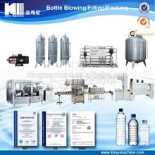Table Water Bottling / Packing / Making Machine Line