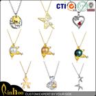 2015 latest design hot sale fashion necklaces jewelry