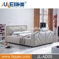 Mobilier de chambre, lit réglable avec massage de luxe, jl-ad05