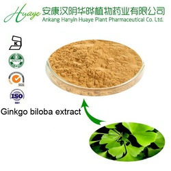 kosher certified pure natueral ginkgo biloba herbal extract