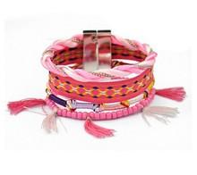 Top Selling European Wrap Magnetic Clasp Friendship Brazilian Bracelet