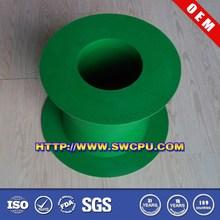 Customized green small plastic spools