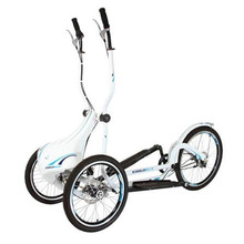 Trainer electric recumbent bike big wheel trike elliptical