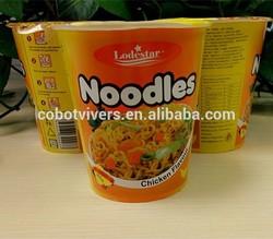 cup instant noodle instant food 65g ramen