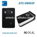Atz ebell 1/5 красочные cmos главная система безопасности беспроводной с камерой обнаружения движения сигнализации