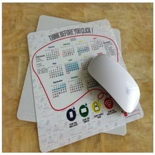 PP Mouse pad /self-adhesive Mouse Pad /sticker Mouse pad