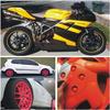 Waterproof Spray Rubber Paint/Plasti dip Gallon China for car, motor