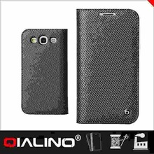 QIALINO Elaborate Leather For Galaxy S3 Case With Antenna Hole