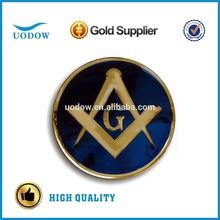 custom masonic car emblem