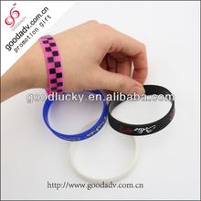 Boy and girl friendship bracelets / bracelets silicone / fashion bracelet