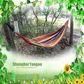material de algodão hammock hammock da lona venda quente cama de acampamento