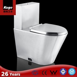 Chese Stainless steel bus toilet
