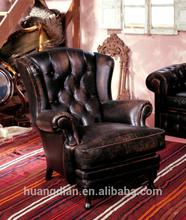 genuine leather sofa seat cushion new model furniture living room SC6033