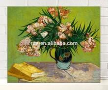 pure hand-painted Van Gogh's famous painting --oleanders vincent van gogh