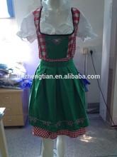 Adult drop ship carnival instyles Medieval Bavarian Fancy Dress Beer Girl Fancy Dress Costume
