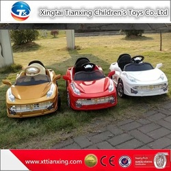 Hot Exported In Alibaba Battery Operated Ride On Car / Electric Car For Kids To Drive