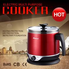 Hotel/Hot pot restaurant/Large supermarket use & selling stainless steel inner pot cooker durable design