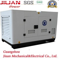 guangzhou factory price china yangdong diesel electric silent power 10kva 3 phase generator