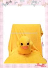 2015 NEW DESIGN BABY BLANKET/donald duck baby blanket