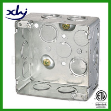 Hot selling Canadian square electr distribution switch box
