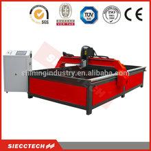 Siecc ferro/acciaio inox/alluminio plasma di cnc cutter in vendita ingrandire l'immagine ferro/acciaio inox/alluminio plasma di cnc c