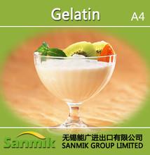 Thickeners kosher/halal gelatin in food additives