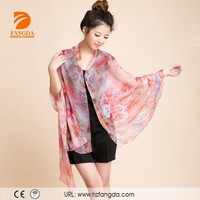 New arrival spring fashionable personalized 100% pure silk