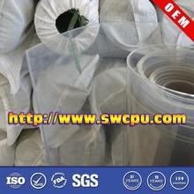 Clear pvc 3mm thick plastic rolls