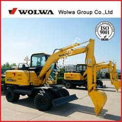 DLS865-9A, 6 ton mini excavator,mini excavator prices,china mini excavator