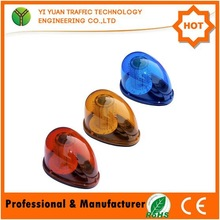 High quality LED lamp range buzzer-beaters convenient installation waterproof road flashing led warning light