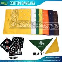 colorful cotton cowboy bandana