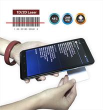 Handheld Low Cost RFID Card Reader tablet with wifi bluetooth 3g gps fingerprint reader barcode scanner