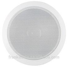 punlic address sound system steel 10W ceiling speaker