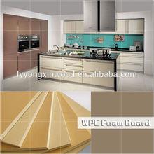 hot sale kitchen/bedroom/bathroom wpc furniture board