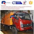 ticaret güvence yeni mini beton santrali kamyon beton karıştırıcı pompa
