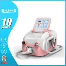 Strong Power!!! 808nm Diode Laser Hair Removal Machine With CE Approved / Laser Hair Removal Machines Portable