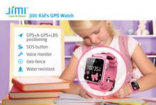 China TOP Supplier Factory JIMI Ji01 GPS+GSM 1.1 inch screen SOS GPS Tracker, kids watch gps