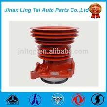 sinotruk howo dumper trucks spare part water pump truck engine