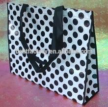 morden & popular design reusable non woven bag shopping