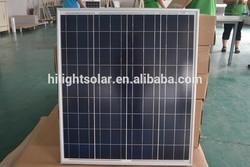 hot sale polycrystalline cell solar panels watt price
