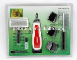 electric pet grooming brush
