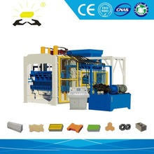 Alibaba China QTY10-15 brick making machine south africa