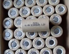 nimh sub-c batteries/sc3000 battery/sub-c rechargeable battery