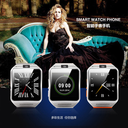Wholesale smart watch phone android gps ,watch phone with camera