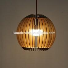 wood chandelier in chandelier & pendant light--LDP020M