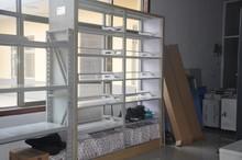 heavy duty stability steel bookshelf
