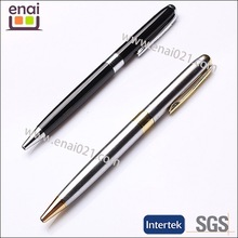 2015 new writing tool for office metal long ball pen