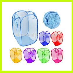 Folding Mesh Dirty Cloth store Bag