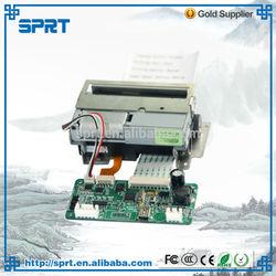 easy installation auto cutter bank portable 58mm thermal kiosk receipt printer head